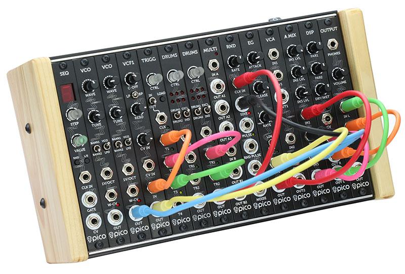 Product Photography NY Modular Synthesizer